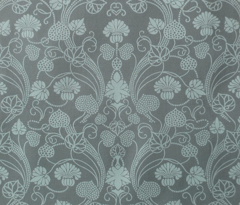 lotus damask water shadows