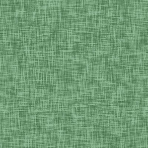 spruce green // linen look fabric coordinate solid green