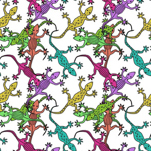 Pandemonium Gecko Scatter