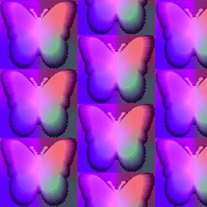 Purple Butterfly Kick