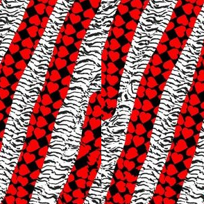 Blackhearts and Tigerstripes