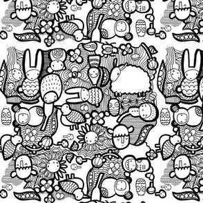 Doodle Dudes