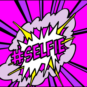 5 pop art comic words newsweek magazine covers vintage retro roy lichtenstein inspired selfie social media hashtag Instagram twitter facebook 25 april 1966 self portrait explosion