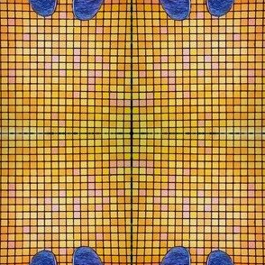Tennies on Tiles