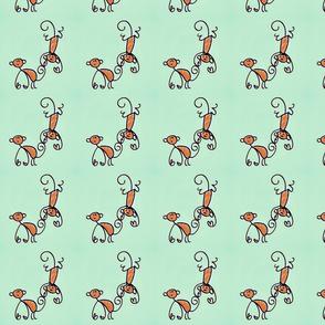 monkeys mint