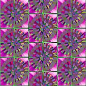 Boho Hypno Flower