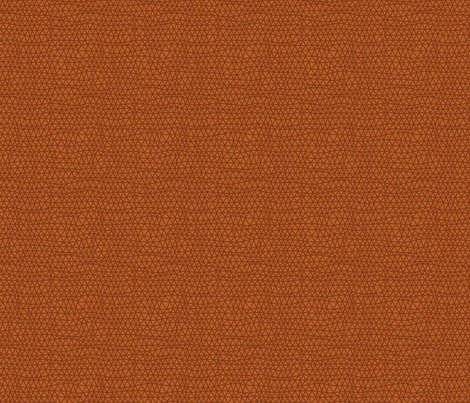 Folky Dokey-Woven in Rust-Believe colorway fabric by groovity on Spoonflower - custom fabric