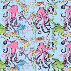 pink octopi