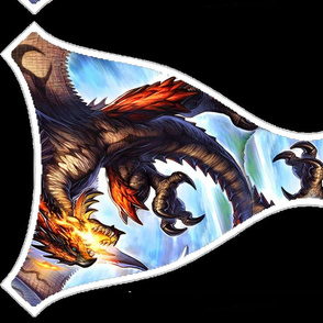 Monster Hunter Rathalos Bottoms