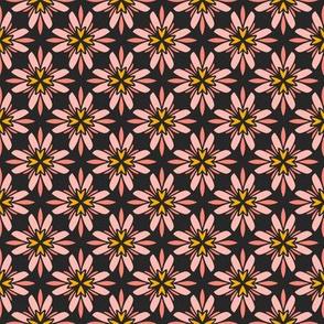 Floral Patchwork Dark