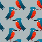 Kingfisher Pattern