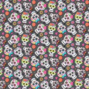 Sweet Sugar Skulls