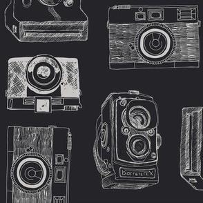 Vintage Cameras Mono