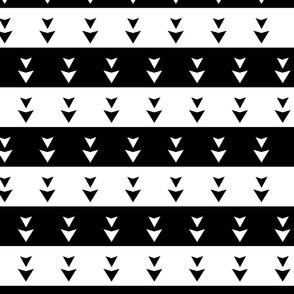 bold stripe arrows