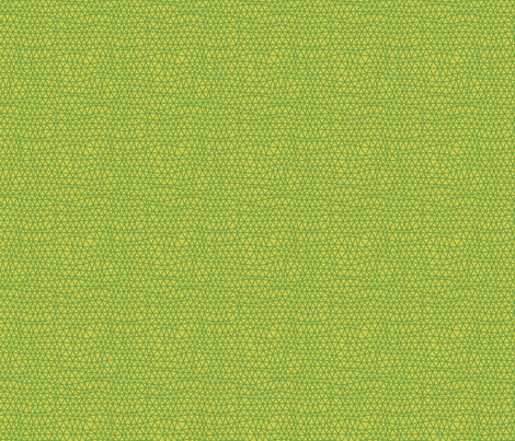 Folky Dokey-Woven in Lime-Dream colorway fabric by groovity on Spoonflower - custom fabric