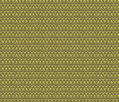 Folky Dokey-Bargello in Olive-Gypsy Soul colorway fabric by groovity on Spoonflower - custom fabric