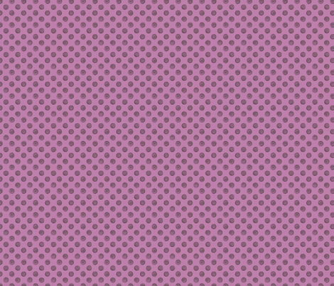 Folky Dokey-Spirals in Grape-Gypsy Soul colorway fabric by groovity on Spoonflower - custom fabric