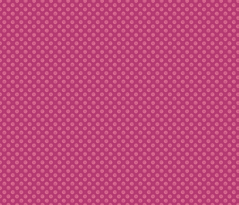 Folky Dokey-Spirals in Violet-Imagine colorway fabric by groovity on Spoonflower - custom fabric