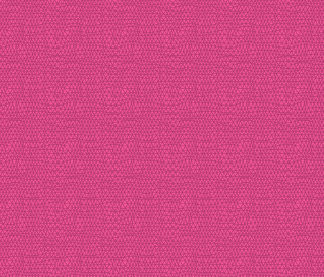 Folky Dokey-Woven in Fuchsia-Imagine colorway fabric by groovity on Spoonflower - custom fabric