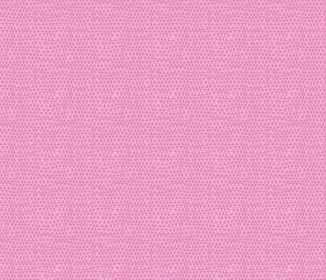 Folky Dokey-Woven in Rose-Serenity colorway fabric by groovity on Spoonflower - custom fabric