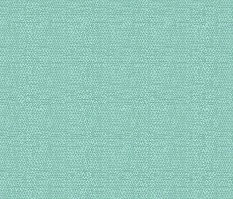 Folky Dokey-Woven in Aqua-Wanderlust colorway fabric by groovity on Spoonflower - custom fabric