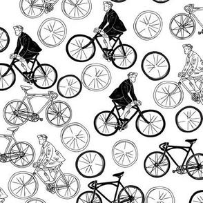 Vintage bikes