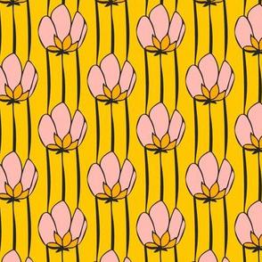 Buttercup Stripe Yellow