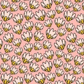 Floral Buds Pink