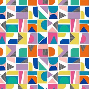 Cubey - Kaleidoscope - Small Scale