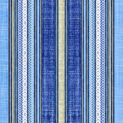 Rrrwallpaper_border_faux_linen_stripe_ticking_kaleid_3c_hijkmmn_denim4b_shop_preview
