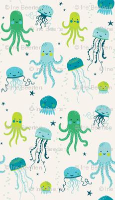 Ocean Fun Jellyfish