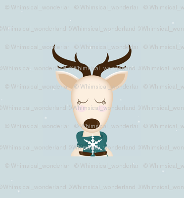 Rsnowy_reindeer_printable_preview