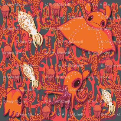Dumbo Octopi & Squid-Mix