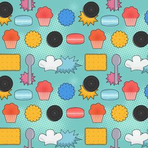 Pop-Cookies