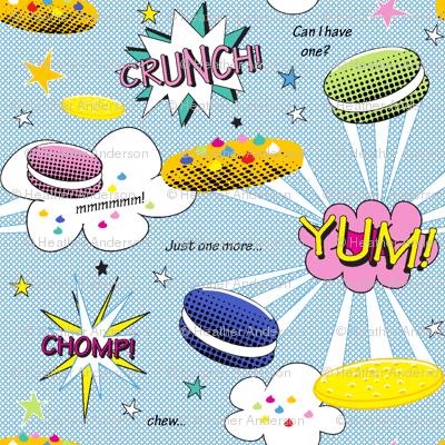 Pop Art Cookie Crunchdown!