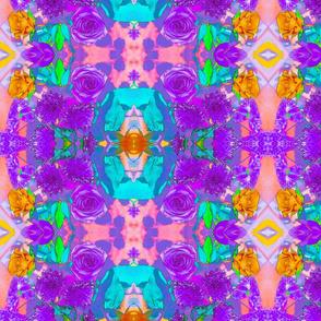 Bold Purple Flowers
