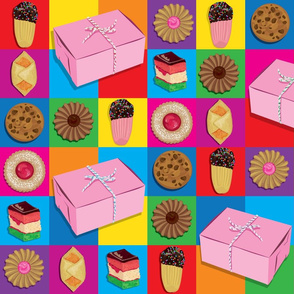 Bakery Cookies POP ART