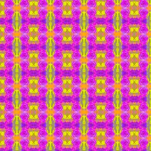 Purple Rose #1 Kaleidoscope