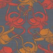 Cephalopod - Octopi