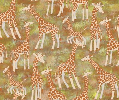 Giraffic Park, Darker