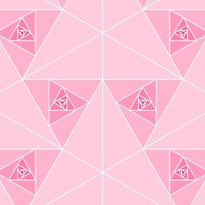 triangular geo roses
