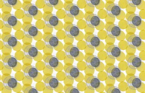 Actinophrys Sol by Friztin fabric by friztin on Spoonflower - custom fabric