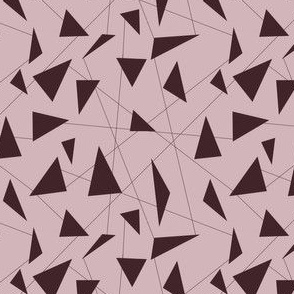 Marsala triangles and lines