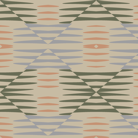 Mobile (Southwest) 2 fabric by david_kent_collections on Spoonflower - custom fabric