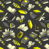 Spellbooks_ YellowAndBlack