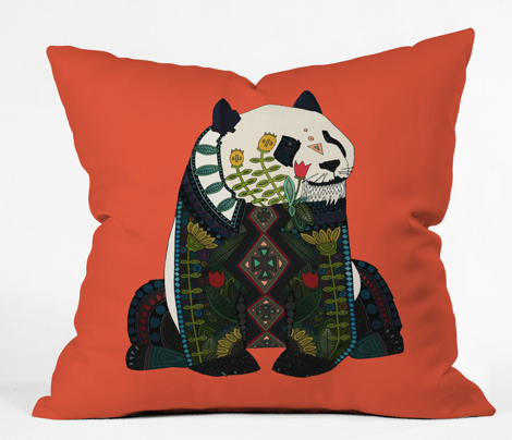 panda orange swatch