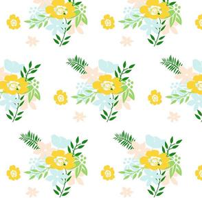 Spring Floral - Floral Bouquet