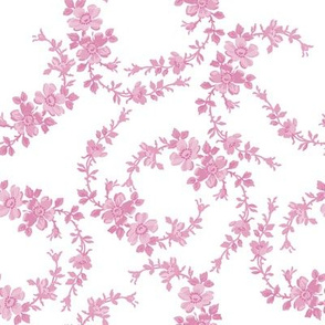 Lilla Wildflowers in sorbet monotone
