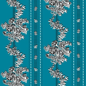 "Kae's Wishing Fabric - #10 - ""European 2"""