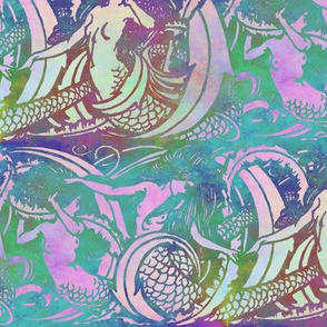The Mermaids ~ Opalescent